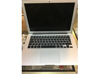 MacBook Air, intel core i5, 2015
