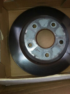 front rotors for a 2011 Dodge Ram 1500 Windsor Region Ontario image 1