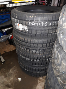 Christmas Clerance Sale-Cooper Winter Tires 275/65-18-New