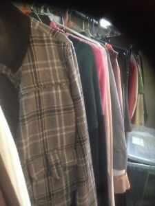 Varieties clothes for 1$ each