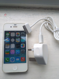 IPhone 4S unlocked in excellent condition