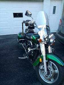 1999 Kawasaki Vulcan Nomad 1500 (2000$ Negotiable)