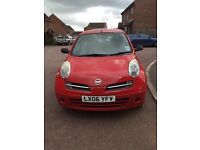 Nissan Micra 2006 - 5door - £2300