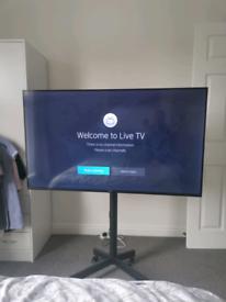Hisense 55 inch 4k smart tv