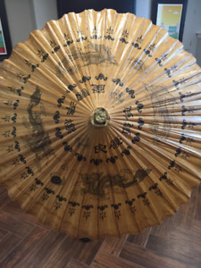 Chinese style parasol