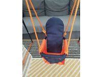 Hedstrom Deluxe Folding Toddler Swing