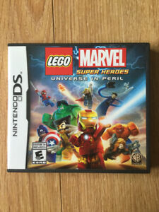 * CHAMBLY - JEU NINTENDO DS**LEGO MARVEL SUPER HEROES*