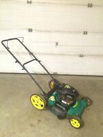 5.5 Hp Weedeater Lawnmower
