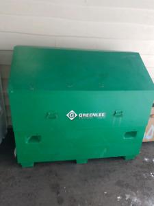 Greenlee toolbox