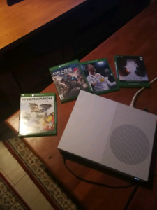 Xbox one s 400 dollars no negotiation at all !!!
