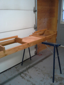 Mitre Saw table support