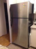 Réfrigérateur Stainless