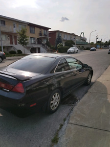 2002 Honda Accord Coupe VENTE RAPIDE