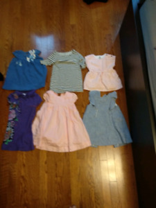 Girl size 2 summer clothing