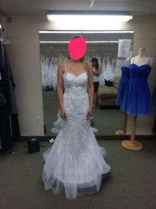 Dress- located at knot too shabby