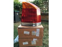 VAUXHALL VECTRA 02-04 OPEL TAIL LAMPS