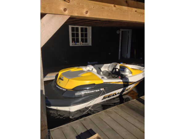 Used 2008 Sea Doo/BRP 150 Speedster 215 HP
