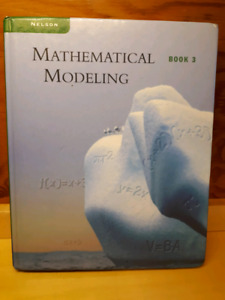 Math and chemistry text books