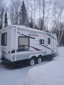 2012 Jayco Jay Flight Trailer 19'