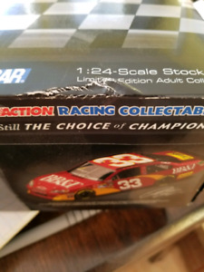 Nascar 1:24 scale Limited Edition collectible