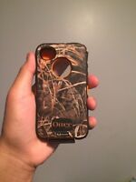5s and 4s camouflage Otter Boxes
