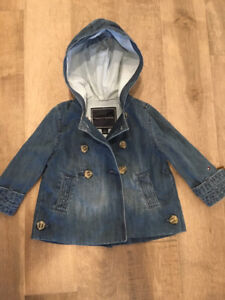 Tommy Hilfiger size 2 Padington bear coat barely worn