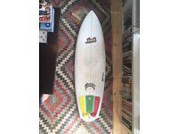 Surfboard - NEW Lost 'V2 Rocket', hardly ridden