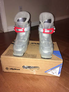 Alpina Junior Ski Boots