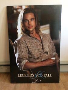 Cadre laminé Légende d'automne - Brad Pitt