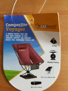 Compact lite chair