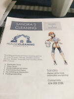 Exceptional housecleaner available