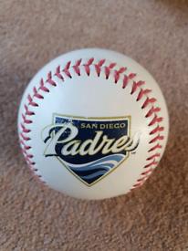 San Diego Padres Rawlings baseball