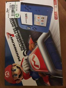 NINTENDO 2DS COMES WITH MARIO KART 7
