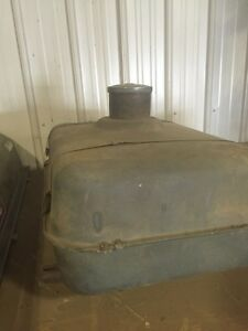 Lincoln welder fuel tank