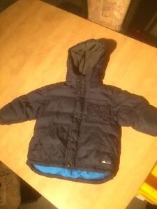 Manteau d'hiver 18-24mois