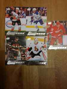 2015-16 UD series 1 & 2 young guns RC