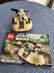 LEGO Star Wars AAT Microfighter # 75029