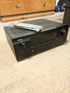 Denon AVR-590 5.1 Channel Home Theater Receiver