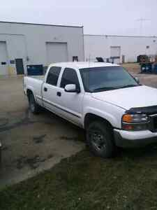 2001 gmc 1500 hd (no trans and t case)