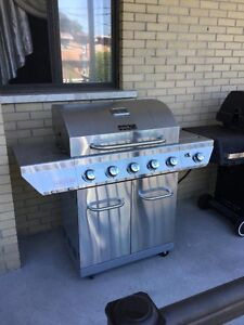 All Stainless Steel BBQ