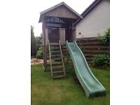 Children's slide and play forte