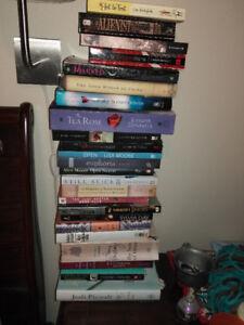 24 books - novels