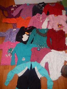 Lot de 24 morceaux pour filles 3 ans