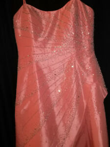 Excellent condition prom dress