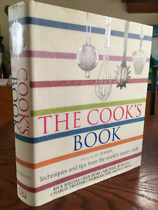 The Cooks Book (great for moderate to advanced home cook)