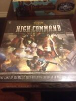 Warmachine High Command game set