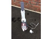 Black and Decker rechargeable Handheld Hoover