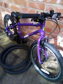 Frog bike 55