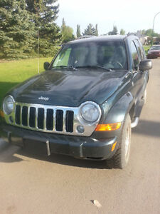 2005 Jeep Liberty C.R.D. Limited