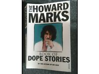 BOOK OF DOPE STORIES by Howard Marks